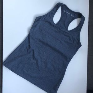 Beyond YogaRacerback with Bra Tank Top XL